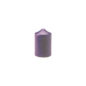 Candle-Lite Black Cherry Pillar Candle (Set of 2)