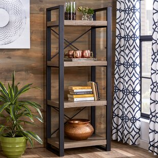 Cash Etagere Bookcase by I..