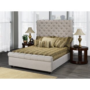 Darby Home Co Allistair Upholstered Platform Bed