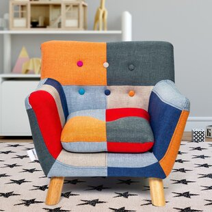 Helwig Children's Chair By 17 Stories