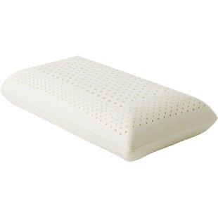 Zoned Dough Low Loft Firm Memory Foam Pillow ByAlwyn Home
