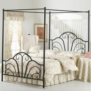 Lark Manor Aksel Canopy Bed