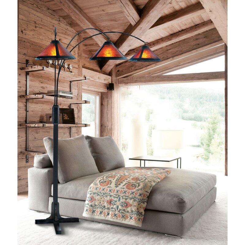 "Latitude Run Eltingville 87"" Tree Floor Lamp & Reviews"