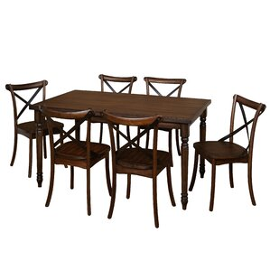 Rahway 7 Piece Dining Set by Gracie Oaks