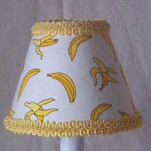 Goin Bananas 11 Fabric Empire Lamp Shade