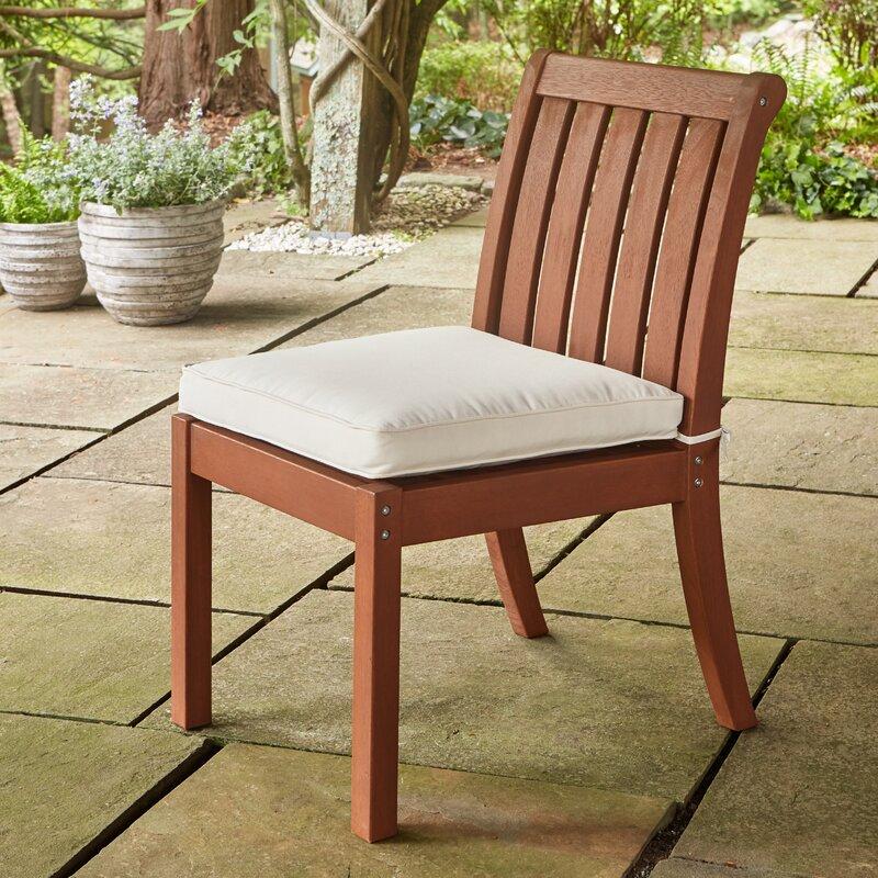 Birch Lane Heritage Rossi Patio Dining Chair With Cushion Birch Lane