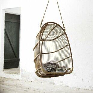 Plevna Swing Chair by Bungalow Rose