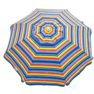 6 ft. Beach Umbrella by Rio Brands