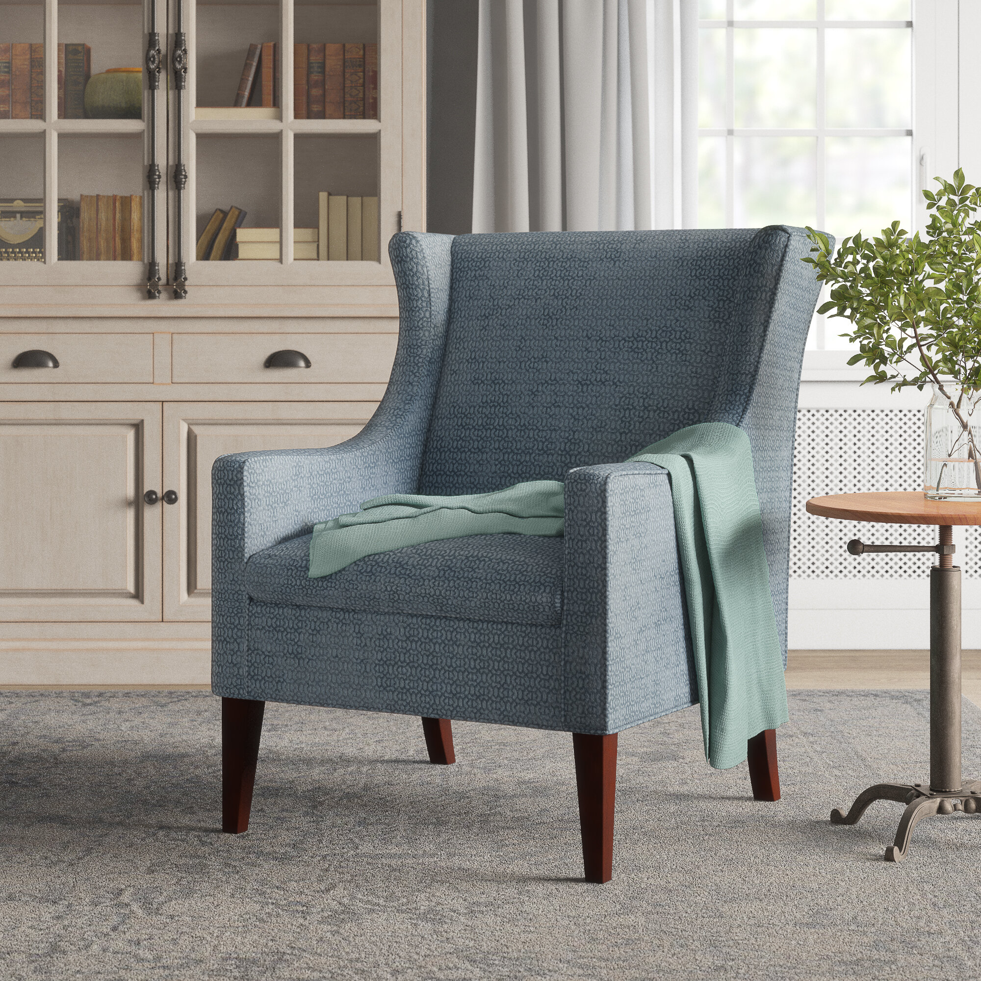 Matherville Wingback Chair