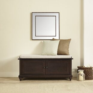Yancy Storage Bench by Three Posts