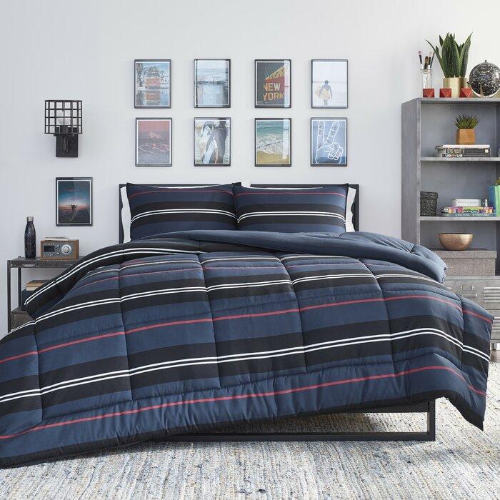 Talmage Reversible Comforter Set