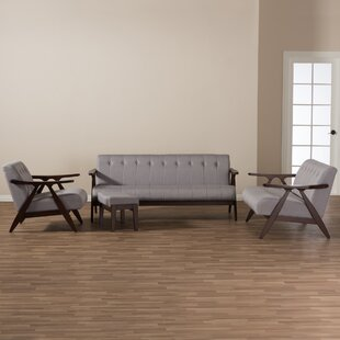 Enrico 4 Piece Living Room Set..