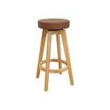 Parksley 26 Swivel Bar Stool by Millwood Pines