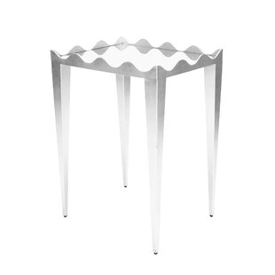 Wave Edge End Table