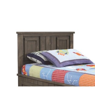 Price Check Seger Panel Headboard by Harriet Bee