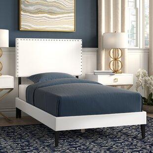 Affordable Price Clymer Upholstered Platform Bed by Mercer41 Reviews (2019) & Buyer's Guide