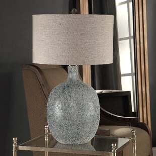 Karley Glass 30 Table Lamp