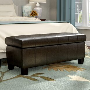 Woolbright Upholstered Storage Bench