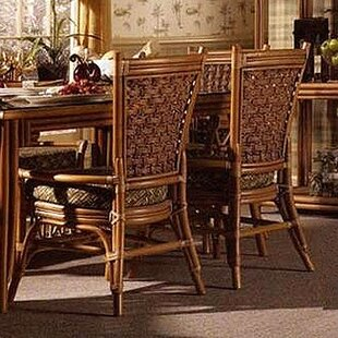 3600 Tahiti Dining Side Chair by South Sea Rattan