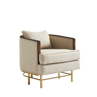 Copper Canyon Barrel Chair by Langley Street