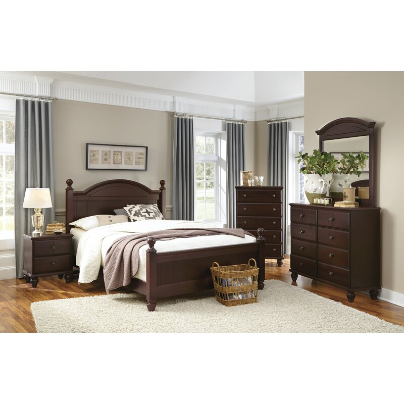 Craftsman Standard Configurable Bedroom Set