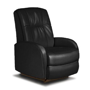 Ruddick Leather Power Rocker Recliner Best Home Furnishings No Copoun