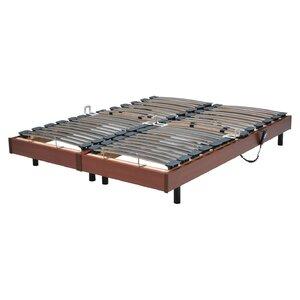 Verstellbares Bett-Set Flex Pur, je 80 x 200 cm ..