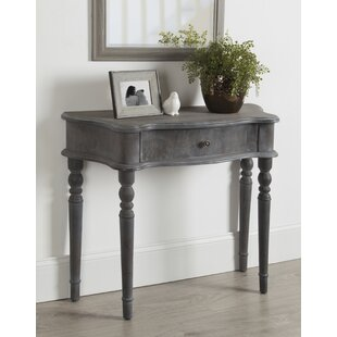 Wadley Country French Wood Console Table By Ophelia & Co.