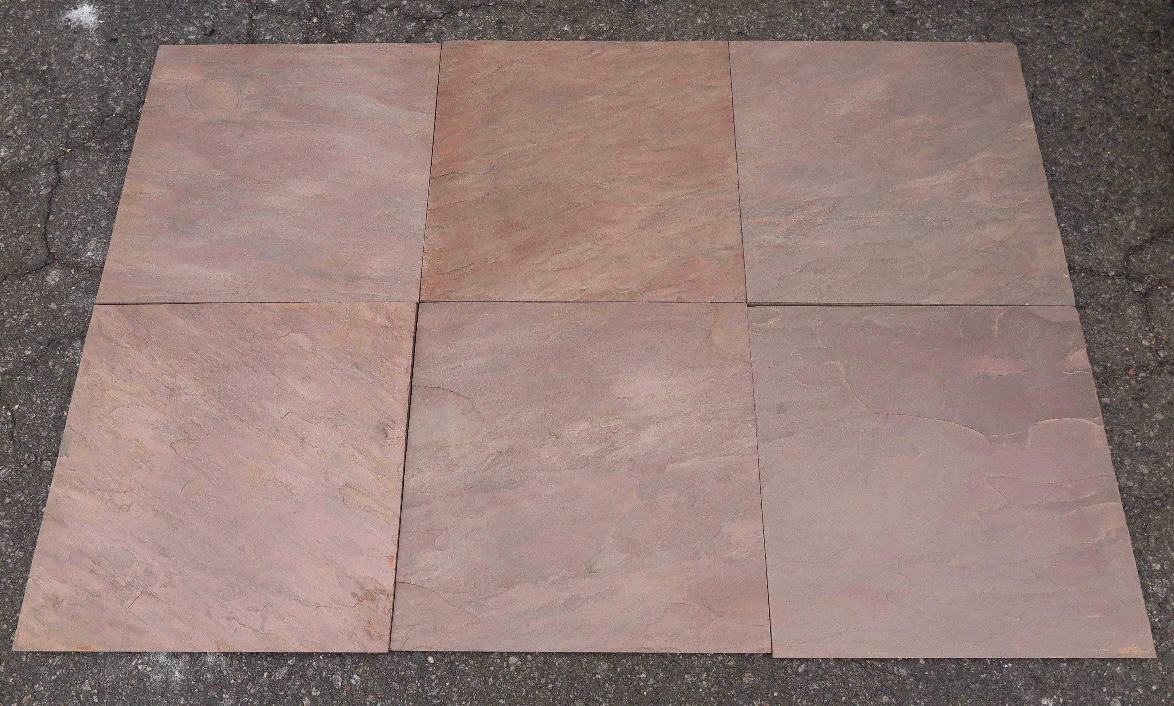 Stone Tile Pe Inc Burnt Sienna