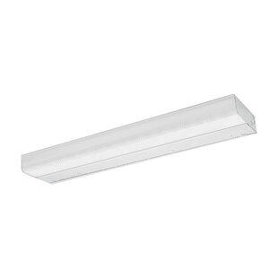 under cabinet fluorescent light light fixture 18125 fluorescent under cabinet lighting youll love wayfair