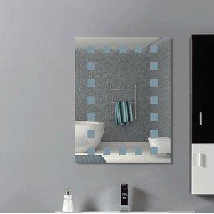 Reviews Havens LED Bathroom/Vanity Mirror ByOrren Ellis