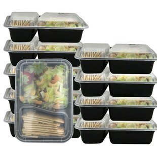 10 Container Food Storage Set (Set of 10)