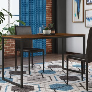 Reviews Walser Rectangular Dining Table By Wrought Studio
