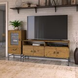 Entertainment Center for TVs up to 70 by Kathy Ireland Home by Bush Furniture