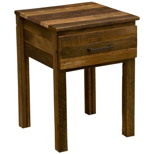 1 Drawer Nightstand by Fireside Lodge