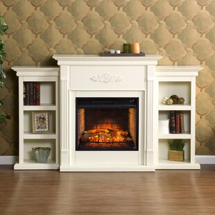 Off white electric fireplace wayfair save to idea board teraionfo