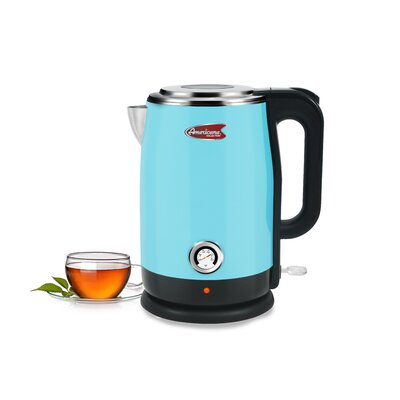 1.7 Qt. Cool Touch Electric Tea Kettle