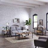 Carl 2 Piece Coffee Table Set by Laurel Foundry Modern Farmhouse