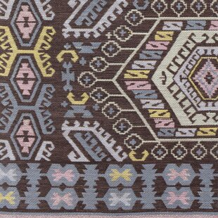 Buying Sturbridge Hand Woven Sky Blue/Black Outdoor Area Rug ByBungalow Rose