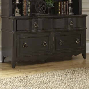 Price Check Muniz Credenza Desk by Canora Grey
