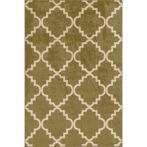 Cienna  Green Area Rug