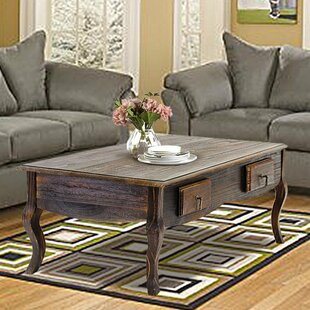 Emmanuel Coffee Table with Storage