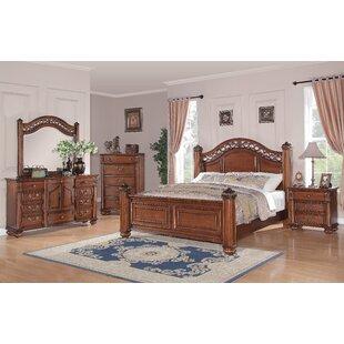Leigh Panel Configurable Bedroom Set by Fleur De Lis Living
