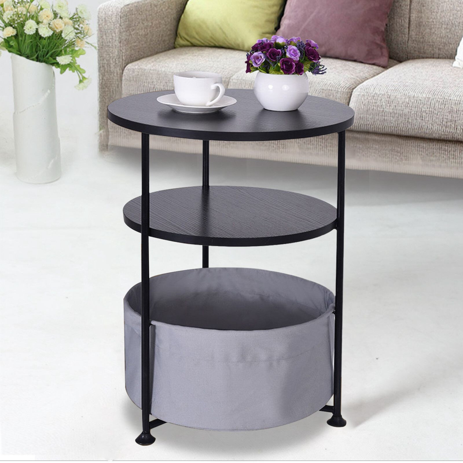 3 Legs Latitude Run End Side Tables You Ll Love In 2021 Wayfair