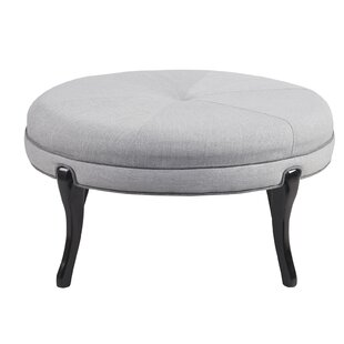 Madison Park Signature Shelby Tufted Ottoman