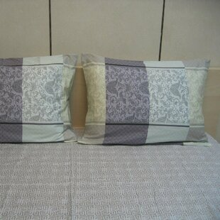 Paisley 200 Thread Count Cotton Fitted Sheet Set