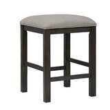 Gorman 24 Bar Stool by Rosalind Wheeler