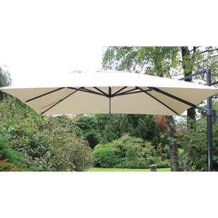 Steveson 3m Square Cantilever Parasol By Sol 72 Outdoor