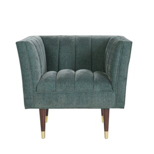 Dark Teal Accent Chair | Wayfair
