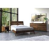 Linn Platform Solid Wood Configurable Bedroom Set by Copeland Furniture